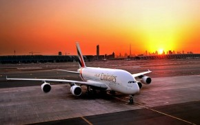 emirates-airbus-a380-at-sunset-700x437